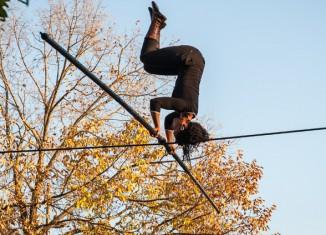 Cirque Traverse Cie Basinca