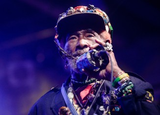 Lee Scratch Perry © Pitpony Photography