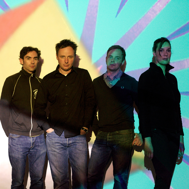 Stereolab © Steve Double