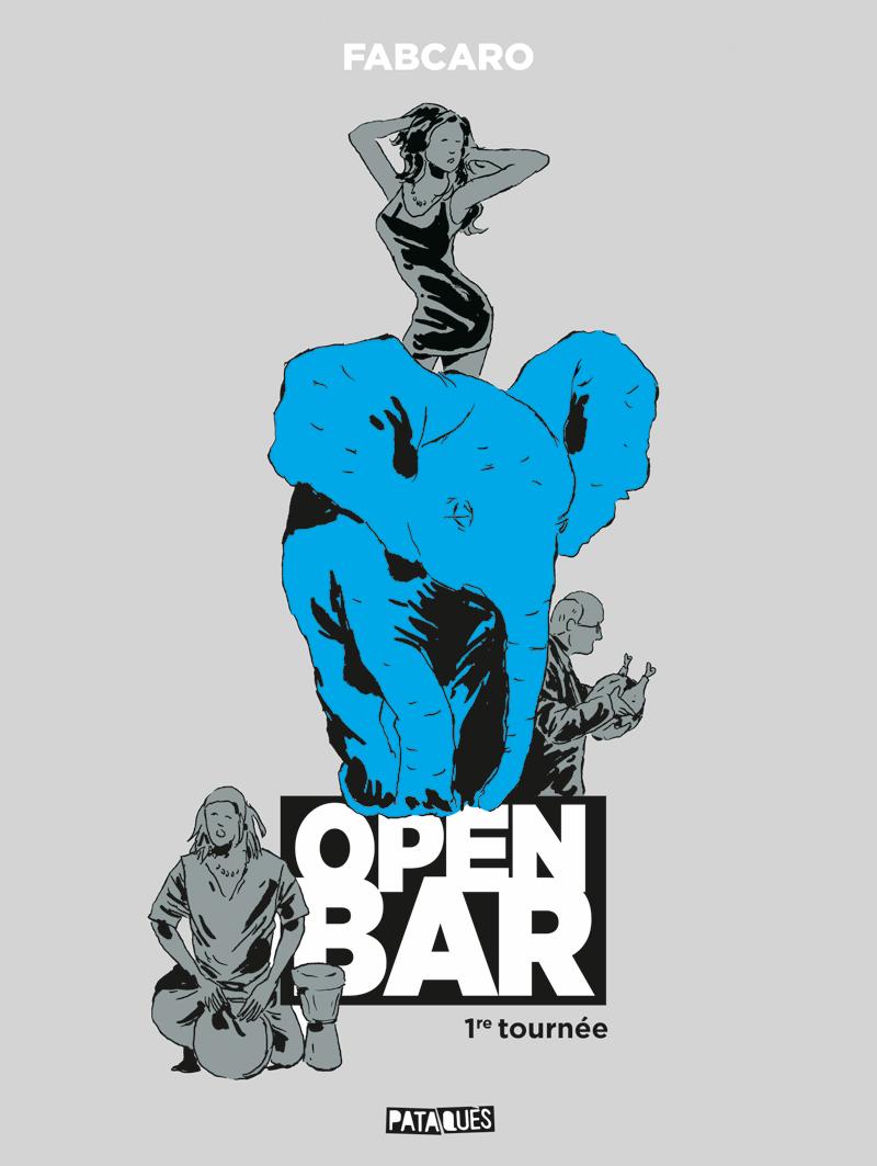 Open Bar © Fabcaro - Pataques