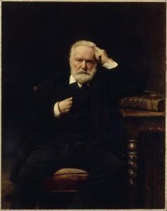 Portrait de Victor Hugo, Léon Bonnat, 1879, huile sur toile, Musée