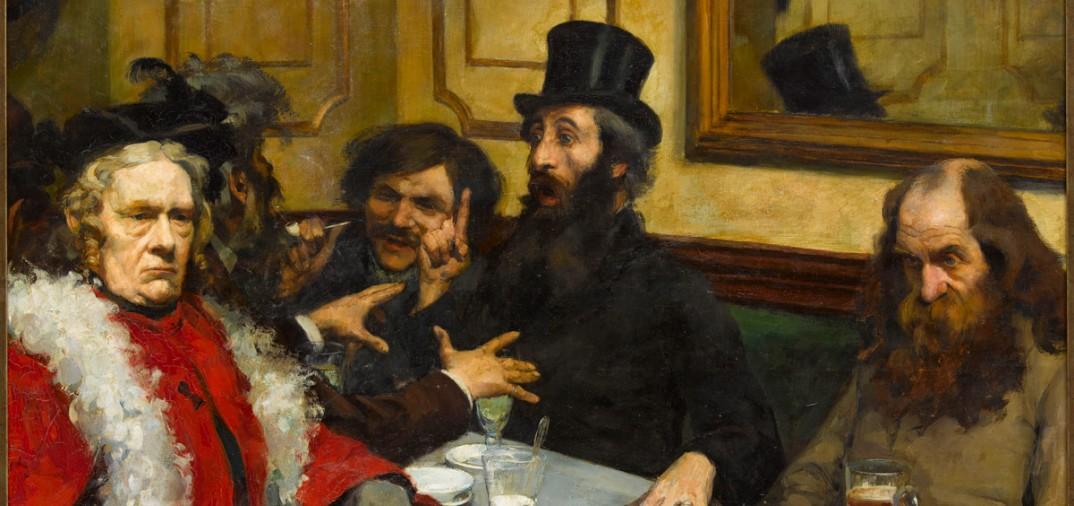André Devambez, Les Incompris, 1904, Musée des Beaux-Arts, Quimper © RMN-Grand Palais / Mathieu Rabeau