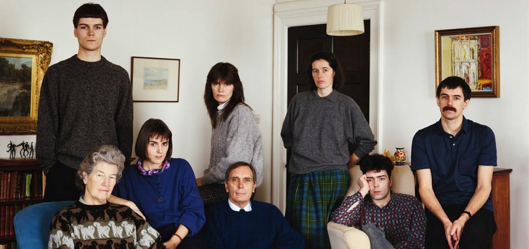 The Smith Family, Fife 1989 © Thomas Struth