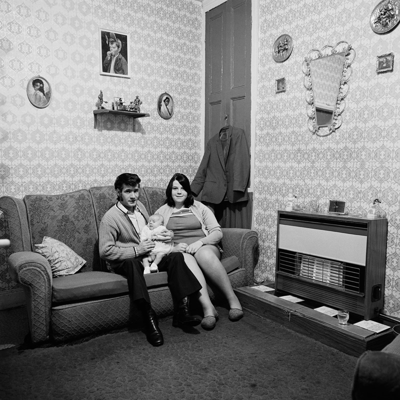 June Street,Salford,1973 ® Daniel Meadows_Martin Parr Magnum Photos
