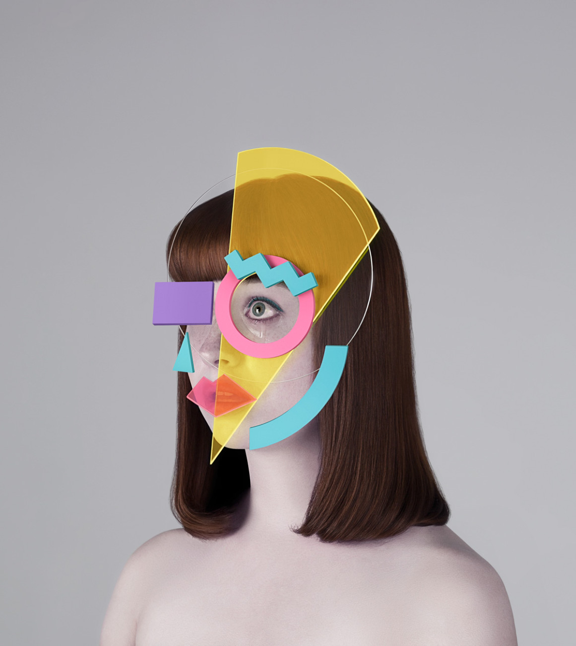 Direction : Álvaro Peñalta & Josep Prat Sorolla Photography : Hellobienstudio I See Faces - Sandra, 2018