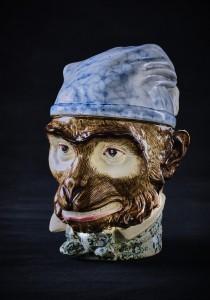 animalia, Pot-à-tabac-tête-de-singe