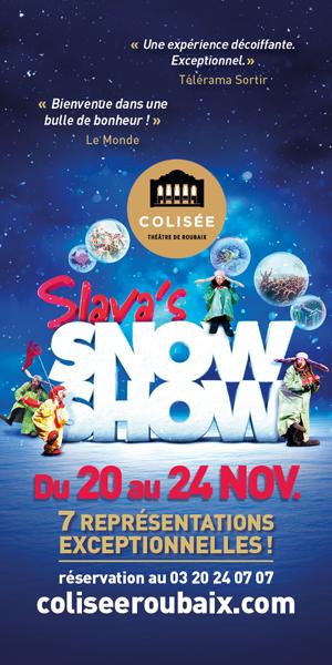 Slava Snowshow - Colisée