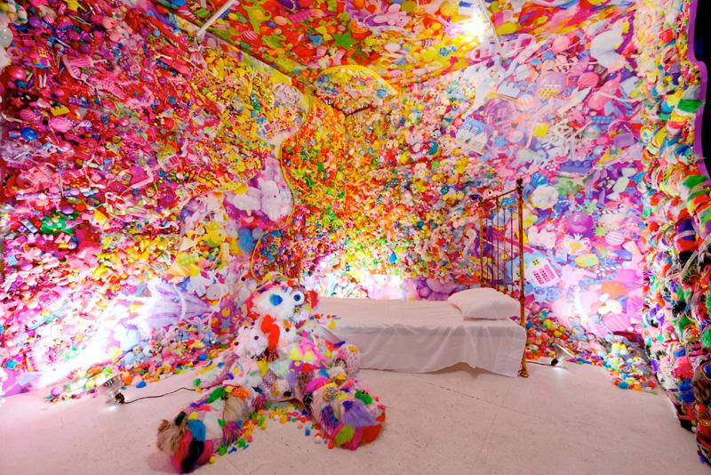 Masuda, Colorful Rebellion - Seventh Nightmare  © photo Gion