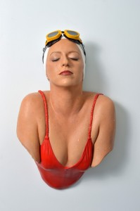 © Carole Feuerman Courtesy of the artist and Institute for Cultural Exchange, Tübingen