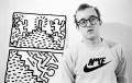 Keith Haring Drawing Series January 1982 © Joseph Szkodzinski 2019