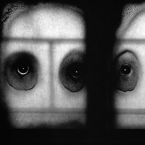Stare, 2008 © Roger Ballen