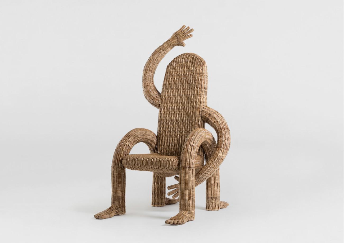 Nalgona Chair, 2019 © Chris Wolston