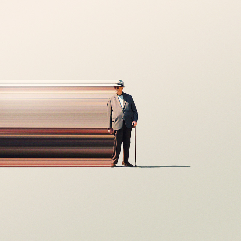 The Pixel Stretch © Joe Cavazos