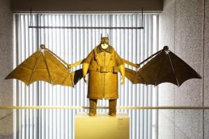 Batman 1930 de Stéphane Halleux © photo Julien Damien