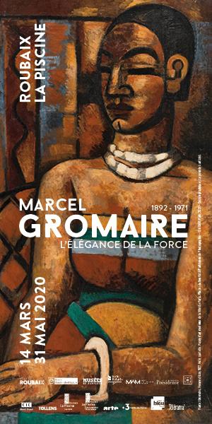 La Piscine - Marcel Gromaire