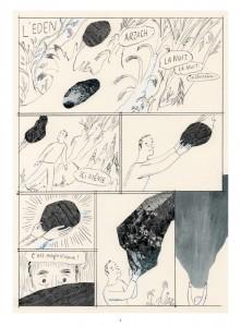 © Philippe Dupuy, J'aurais voulu faire de la bande dessinée (Futuropolis)