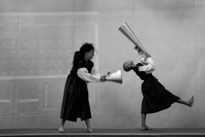 The Refusal of Time, 2010, extrait vidéo Photo Henrik Stromberg © William Kentridge Courtesy de l'artiste et Marian Goodman Gallery Adagp, Paris 2019