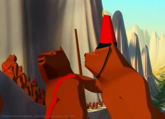 La Fameuse Invasion des ours en Sicile © Prima Linea - Pathé - France 3 - Indigo Films