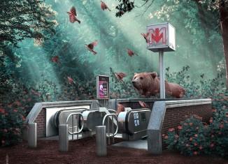 Metro © Zak Eazy