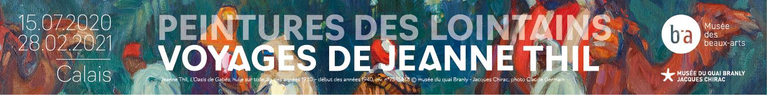Ville de Calais - Musée des b-a (Jeanne Thil)