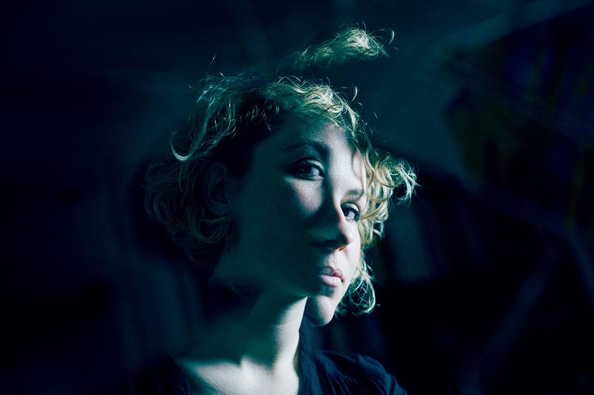 Laura Perrudin © Jean-Baptiste Millot