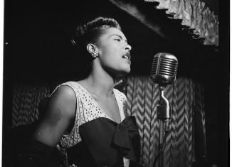 Billie Holiday © William P Gottlieb, 1947