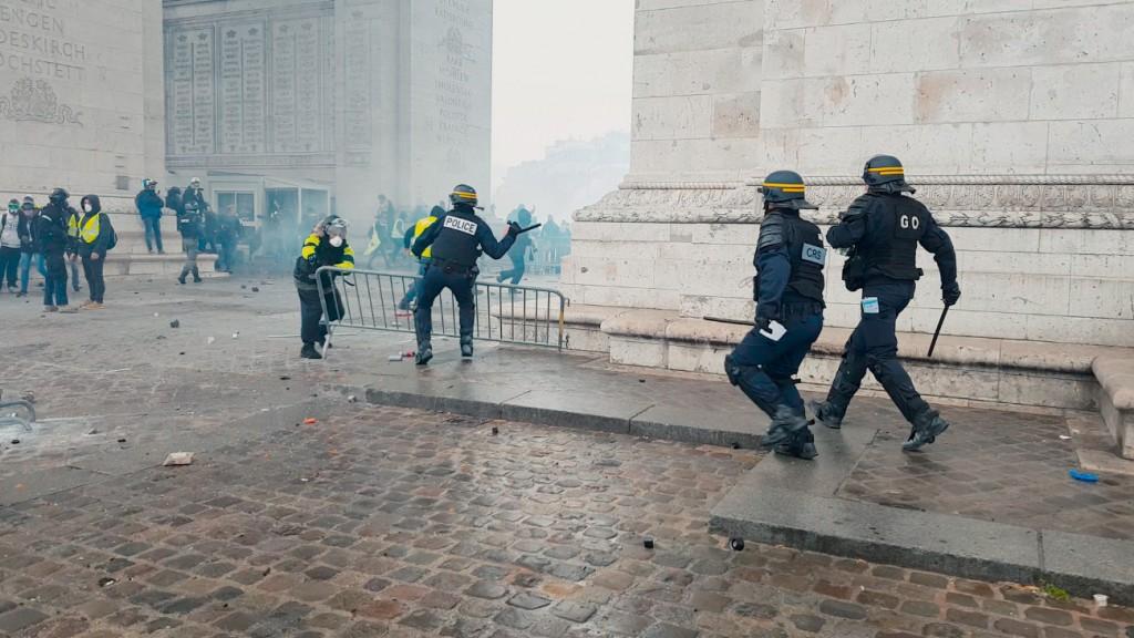 Arc de Triomphe © Le Bureau - Jour2fete - 2020