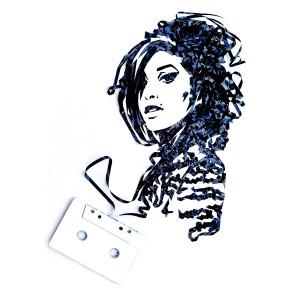 Amy Winehouse (c) Erika Iris Simmons