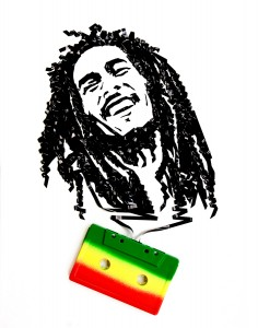 Bob Marley (c) Erika Iris Simmons