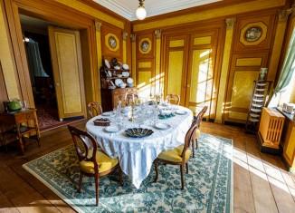 salle à manger © Maison natale Charles de Gaulle Lille