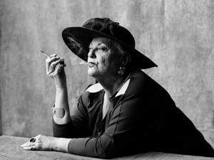 Viviane De Muynck & Jan Lauwers: Molly Bloom © Stephan Vanfleteren