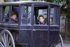 (L-R): Ethan Hawke as John Brown and Joshua Caleb Johnson as Onion