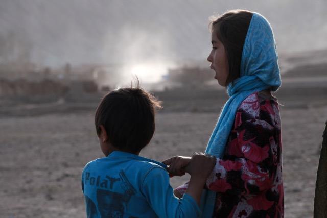 Les Enfants de Bâmiyân © DR