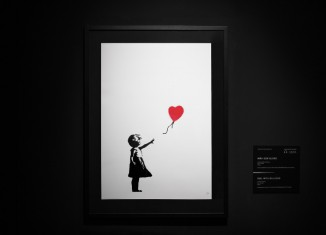BANKSY_GIRL WITH THE BALLOON