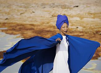 Fatoumata Diawara © Aida Muluneh