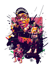 Spike Lee  (c) Mink Couteaux