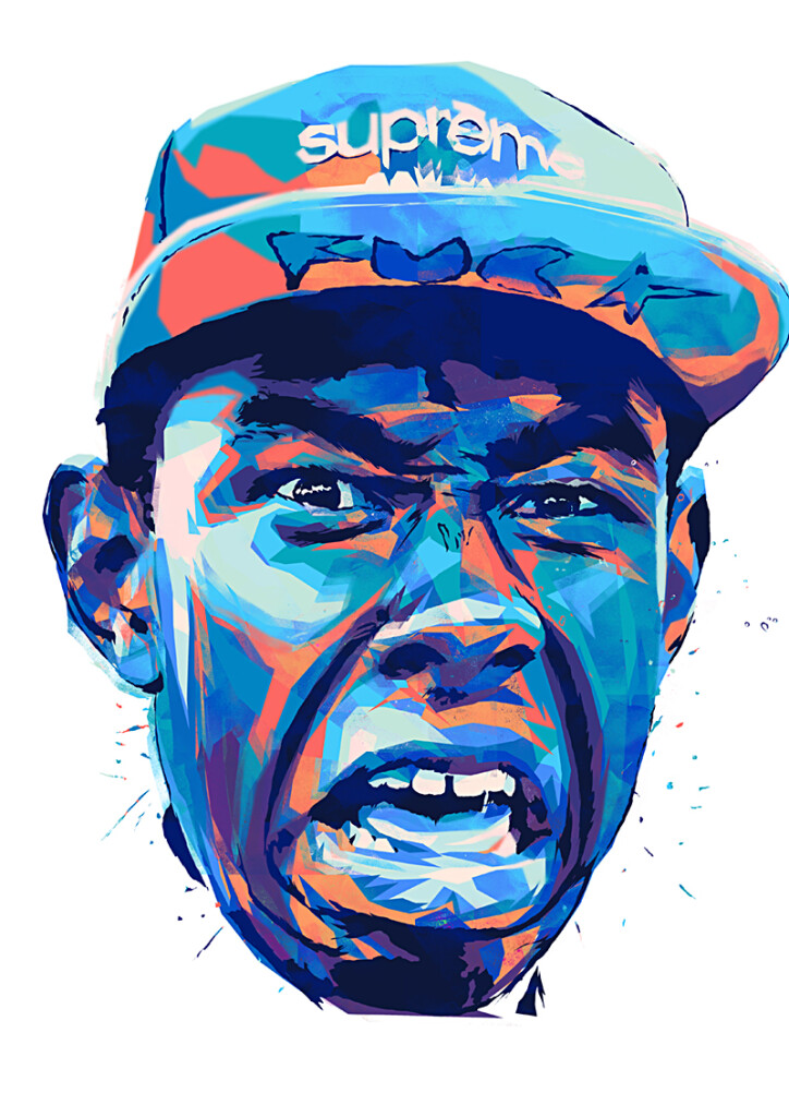 Tyler, The Creator  (c) Mink Couteaux