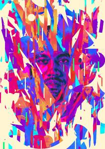 Kanye West  (c) Mink Couteaux